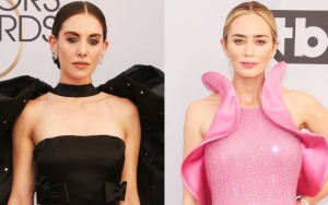 Pics: Alison Brie's Bow, Emily Blunt's Dramatic Sleeves and More Outstanding Looks at SAG Awards