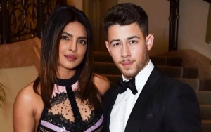 Nick Jonas Cracks a Joke at His Multiple Wedding Receptions With Black Tie Post
