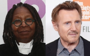 Whoopi Goldberg Stands by Liam Neeson Amid Controversial Racist Comment