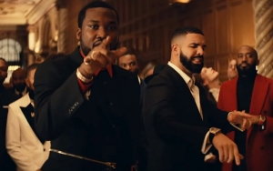 Meek Mill and Drake Channel Mafia Bosses for Star-Studded 'Going Bad' Music Video