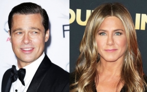 Brad Pitt Spotted Showing Up at Jennifer Aniston's 50th Birthday Party