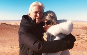 Richard Gere's Wife Reportedly Gives Birth to Their First Child, a Baby Boy