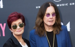 Sharon Osbourne on Ozzy's Health Update: He Is Breathing on His Own