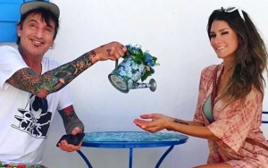 Tommy Lee and GF Brittany Furlan Celebrate Valentine's Day by Getting Married