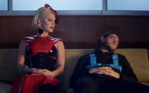 Watch Android Katy Perry's Tragic Love Story With Human Zedd in '365' Music Video