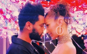 The Weeknd's Envy-Inducing Valentine's Day Surprise for Bella Hadid Has Fans Squealing