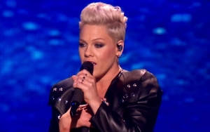 BRIT Awards 2019: Pink Uses Entire Venue for Explosive Medley Performance