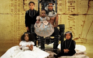 Offset's 'Father of 4' Artwork Features All of His Children - Listen to His Album!