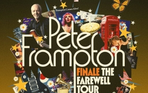 Peter Frampton Unveils Plans for Farewell Tour