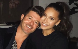 Robin Thicke Announces Arrival of Second Child With April Love Geary