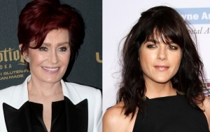 Sharon Osbourne Urges 'Incredibly Brave' Selma Blair to Continue Drawing Attention to MS
