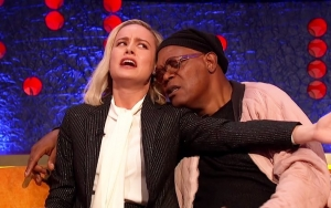 Video: Brie Larson and Samuel L. Jackson Parody Lady GaGa and Bradley Cooper's Oscars Duet