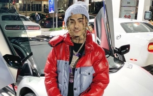 Lil Pump Gives Educational Speech: Dropping Out of School Isn't Cool