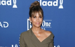 Halle Berry Shows Off New Back Tattoo With Topless Post