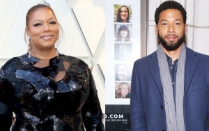 Queen Latifah Stands Behind Jussie Smollett Until 'Definite Proof' of Hoax Is Uncovered