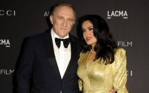Salma Hayek Labels People 'Uncomfortable' by Her Marriage Racists