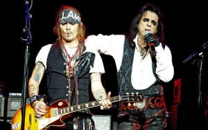 Alice Cooper on Johnny Depp's Divorce Drama: '99 Percent Was Just Bull'