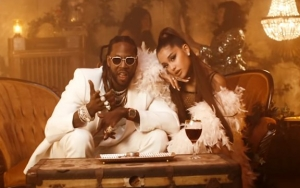 2 Chainz and Ariana Grande Party at Jazz Club in Classy 'Rule the World' Music Video