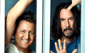 Keanu Reeves and Alex Winter Unveil Release Date for Third 'Bill and Ted' Movie