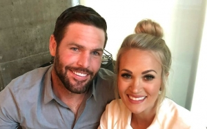 Carrie Underwood's Husband All Smiles in Announcing U.S. Citizenship