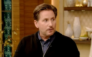 Emilio Estevez Reveals He Is About to Be First-Time Grandfather