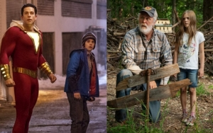 'Shazam!' Buries 'Pet Sematary' to Win Race at Box Office