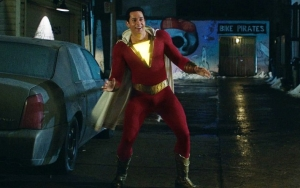 Find Out Why Zachary Levi Needs to Calm Himself Down First Time He Wore 'Shazam!' Costume