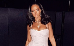 Cheating? Rihanna Is Reportedly Kissing a Female Friend at a Party in London