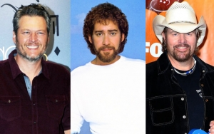 Blake Shelton Is 'Destroyed' by Earl Thomas Conley's Death, Toby Keith Mourns Loss