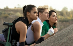 First Official Photos of 'Charlie's Angels' Feature the Angels, Bosley and Noah Centineo