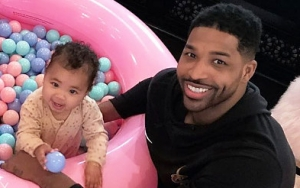 Tristan Thompson Posts Never-Before-Seen Photos With 'True-ly Perfect' Daughter in Birthday Tribute