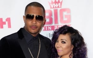 Cheating on Tiny Again? Eagle-Eyed Fan Catches T.I. Facetiming Alleged Side Chick