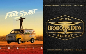 Khalid's 'Free Spirits' Arrives Atop Billboard 200, Brooks and Dunn Break Records