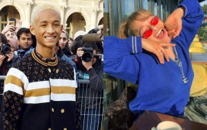 Report: Jaden Smith Moves On From Odessa Adlon Split With Mystery Brunette at Coachella