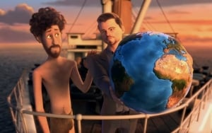 Watch: Justin Bieber, Leonardo DiCaprio Featured in Lil Dicky's Star-Studded 'Earth' Music Video