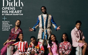 P. Diddy: I Was a Part-Time Father Before Kim Porter's Death