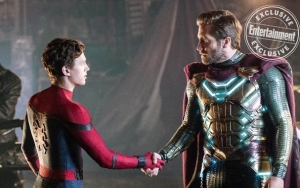 New 'Spider-Man: Far From Home' Photo Confirms the Mysterio Twist