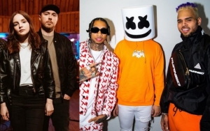 Chvrches 'Upset' and 'Confused' by Marshmello's Collaboration With Tyga And Chris Brown