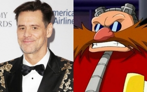 Leaked Sonic The Hedgehog Movie Photo Reveals First Look At Jim Carrey As Dr Robotnik