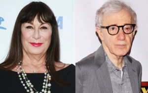 Anjelica Huston Won't Hesitate to Work With Woody Allen Again