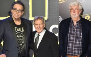 Harrison Ford and George Lucas Remember 'Gentle' Peter Mayhew in Touching Tributes