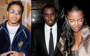 P. Diddy's Son Says Father Relies on Family and God to Cope With Kim Porter's Death