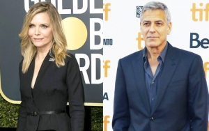 Michelle Pfeiffer Reminds George Clooney of 'Never Marry Again' Bet in Birthday Wish