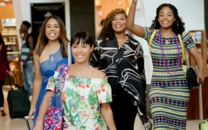 Tiffany Haddish Jokes About 'Girls Trip' Sequel Being Turned Down?