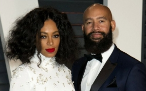 Solange Seen on Camera Grinding on Mystery Man - Is She Cheating on Husband?