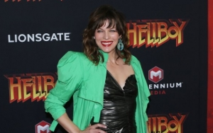 Milla Jovovich Fights for Abortion Rights After Going Through One Herself