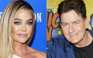 Denise Richards on Charlie Sheen Bringing Prostitute to Thanksgiving Dinner: He Aged Me Terribly