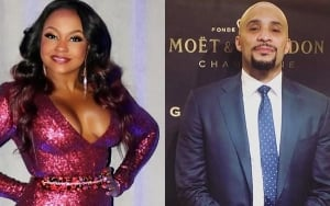 Report: Phaedra Parks and BF Tone Kapone Call It Quits After Months of Dating