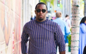 P. Diddy Seen in PDA-Packed Video With Mystery Lady - New Bae?