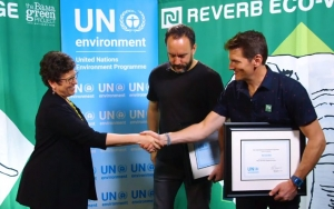 Dave Matthews Band Honored by United Nations for Its Environmental Advocacy